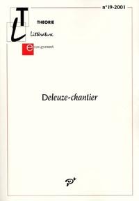 PU Vincennes - Deleuze-Chantier.