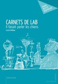 Lucia et Mélano - Carnets de lab.