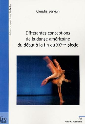 Les Pionniers d'une danse américaine - Claudie Servian
