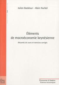 Eléments de macroéconomie keynésienne - Résumés de cours et exercices corrigés.pdf