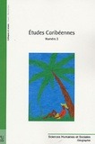 Michel Desse et Yoann Pélis - Etudes caribéennes N° 3 : .