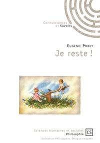 Eugénie Poret - Je reste !.