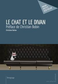 Christiane Barlow - Le chat et le divan.