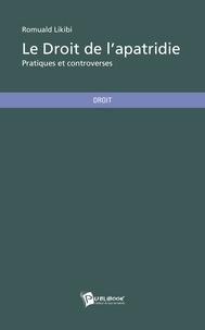 Le Droit de lapatridie - Pratiques et controverses.pdf