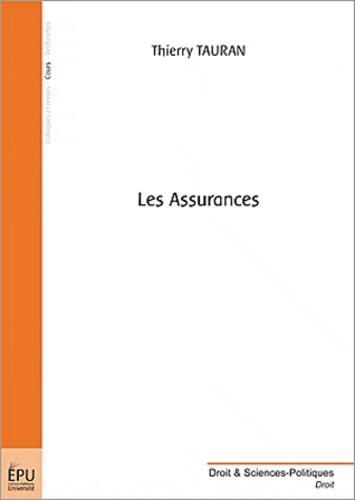 Thierry Tauran - Les assurances.