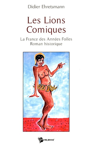 Didier Ehretsmann - Les Lions Comiques.