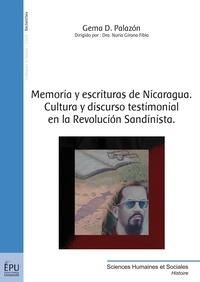 Memoria y escrituras de Nicaragua - Cultura y discurso testimonial en la Revolución Sandinista.pdf