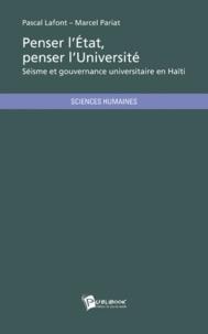 Publibook - Penser l'Etat, penser l'Université.