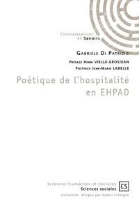 Gabriele Di Patrizio - Poétique de l'hospitalité en EHPAD.