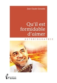 Jean-Claude Gianadda - Qu'il est formidable d'aimer.