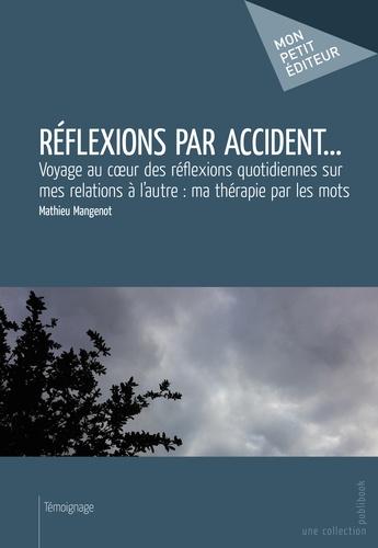 Mathieu Mangenot - Réflexions par accident.