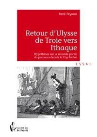 René Peyrous - Retour d'Ulysse de Troie vers Ithaque.
