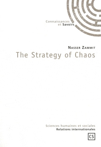 Nasser Zammit - The Strategy of Chaos.