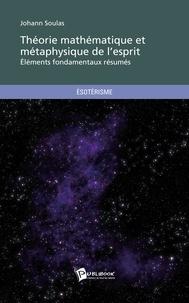 Théorie mathématique et métaphysique de lesprit.pdf