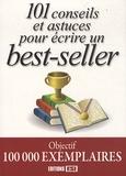 Publicimo - 101 conseils et astuces pour écrire un best-seller.