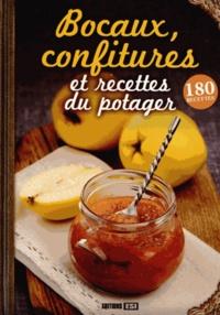 Publicimo et Annabel Padilla - Bocaux, confitures et recettes du potager.