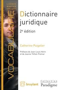 Puigelier Catherine - Dictionnaire juridique.