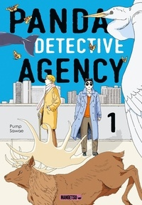 Pump Sawae - Panda Detective Agency Tome 1 : .