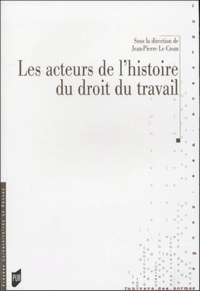 Les acteurs de lhistoire du droit du travail.pdf