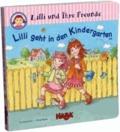Puzzlebuch: Lilli und ihre Freunde - Lilli geht in den Kindergarten.
