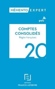 PWC et Marie-Jeanne Morvan - Comptes consolidés - Règles françaises.