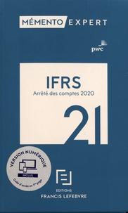 PWC et Olivier Schérer - IFRS - Arrêté des comptes 2020.