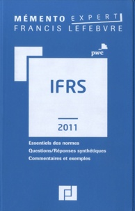 PWC et Claude Lopater - IFRS.