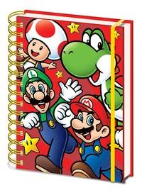 Pyramid - Carnet spirales Super Mario Run.