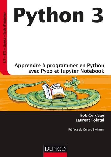 Python 3 - Apprendre à programmer en Python avec PyZo et Jupyter Notebook -  PDF