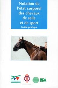 Accentsonline.fr Notation de l'état corporel des chevaux de selle et de sport - Guide pratique Image