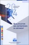 Qualibat - Qualification des entreprises du bâtiment 2004. 1 Cédérom