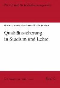 Qualitätssicherung in Studium und Lehre.