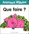 Jenny Tulip - Que faire ?.
