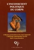 Fabien Ollier - Quel sport ? N° 28/29, Septembre  : L'inconscient politique du corps.