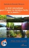 Quênida de Rezende Menezes - Le droit international peut-il sauver les dernières forêts de la planète ?.