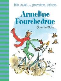 Quentin Blake - Armeline Fourchedrue.