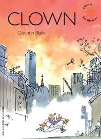 Quentin Blake - Clown.