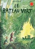 Quentin Blake - Le bateau vert.