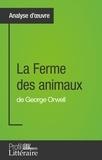 Quentin De Ghellinck - La Ferme des animaux de George Orwell (Analyse approfondie) - Approfondissez votre lecture des romans classiques et modernes avec Profil-Litteraire.fr.