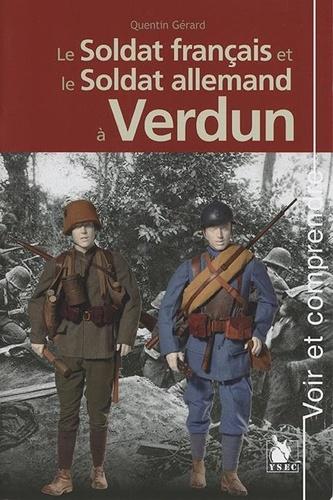 Quentin Gérard - Le soldat français et le soldat allemand à Verdun.