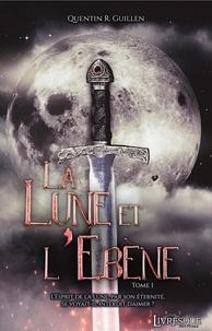 Le premier livre audio téléchargement gratuit de 90 jours La Lune et l'Ebène par Quentin Guillen en francais  9791096960996