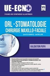 ORL - Stomatologie - Chirurgie maxillo-faciale - Quentin Hennocq pdf epub