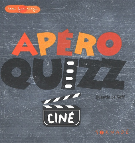 Quentin Le Goff - Apéro quizz - Ciné.