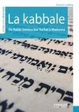 Quentin Ludwig - Comprendre la kabbale - De Rabbi Siméon bar Yochaï (2e siècle) à Madonna (21e siècle).
