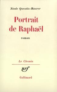 Quentin Maurer - Portrait de Raphaël.