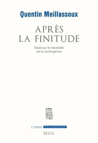 Après la finitude - Quentin Meillassoux - Format PDF - 9782021345810 - 15,99 €