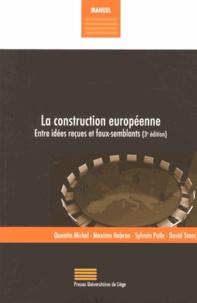Accentsonline.fr La construction européenne - Entre idées reçues et faux-semblants Image