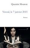 Quentin Mouron - Vesoul, le 7 janvier 2015.