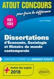 Quentin Rouget - Dissertations d'économie, sociologie et histoire du monde contemporain - ECE1 ECE2.