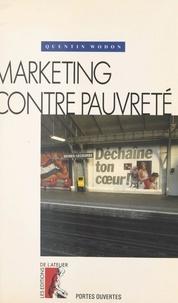 Quentin Wodon - Marketing contre pauvreté.